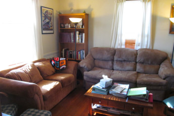 HI - Lucas - Malabar Farm : Common Room in Lucas - Malabar Farm Hostel, USA