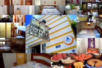 Chapada Diamantina – Palmeiras – Caminhos Da Chapada : Montage of Features at Caminhos da Chapada Hostel, Brazil