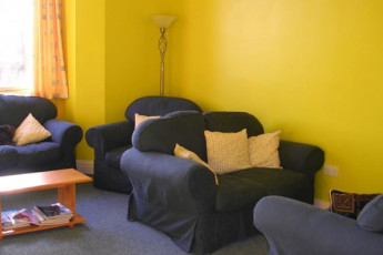 YHA Kington : Lounge at the YHA Kington in England