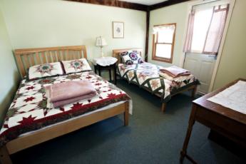 HI - Littleton - Friendly Crossways : Family Room in Littleton - Friendly Crossways Hostel, USA