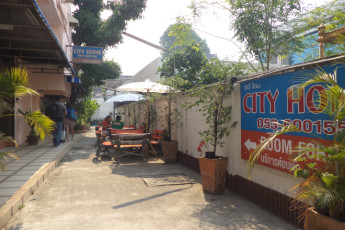 Chiang Rai - City Home Guesthouse : Chiang Rai - City Home Guesthouse Hostel, Thailand Sign