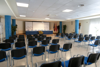 Pamplona - Fuerte del Principe : Meeting and Conference Room in Pamplona - Strong Prince Hostel, Spain