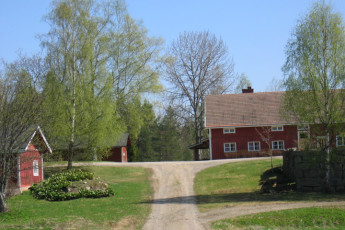 Joutsa - Vaihelan Tila : Exterior of the Joutsa - Vaihelan Tila hostel in Finland