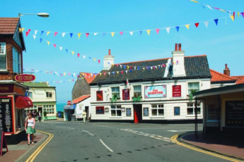 YHA Sheringham : Local area around the YHA Sheringham hostel in England