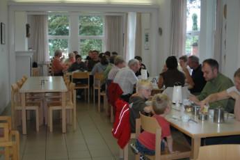Maldegem - Die Loyale : Dining Room in Maldegem - Die Loyale Hostel, Belgium