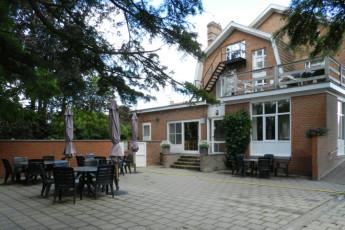 Maldegem - Die Loyale : Exterior View of Main Building at Maldegem - Die Loyale Hostel, Belgium