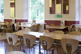 YHA Keswick : Dining Area in Keswick Hostel, England