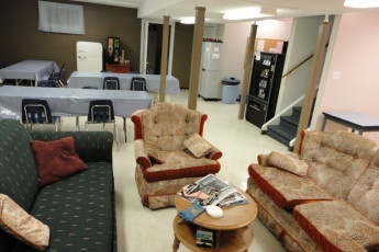 HI - Regina : Common Area in Regina Hostel, Canada