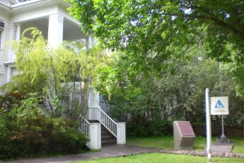 HI - Regina : Front Exterior View of Regina Hostel, Canada