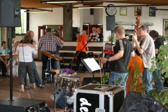 Ronse - De Fiertel : Bar and Entertainment Area in Ronse - De Fiertel Hostel, Belgium