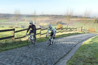 Ronse - De Fiertel : Guests Cycling Local to Ronse - De Fiertel Hostel, Belgium