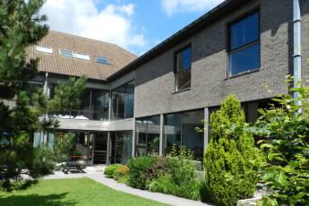 Ronse - De Fiertel : Exterior View of Ronse - De Fiertel Hostel, Belgium