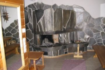 Kaustinen - Koskelan Lomatalo : Sauna at the Kaustinen - Koskelan Lomatalo hostel in Finland