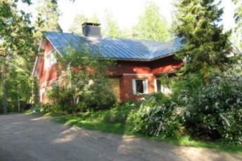 Kaustinen - Koskelan Lomatalo : Exterior of the Kaustinen - Koskelan Lomatalo hostel in Finland