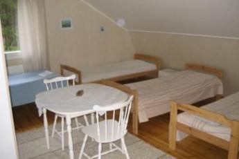Kaustinen - Koskelan Lomatalo : Dorm room in the Kaustinen - Koskelan Lomatalo hostel in Finland
