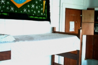 Ubatuba - Tribo Hostel : Dorm room in the Ubatuba - Tribo Hostel in Brazil