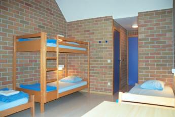 Westerlo - Boswachtershuis : Dorm Room in Westerlo - Boswachtershuis Hostel, Belgium