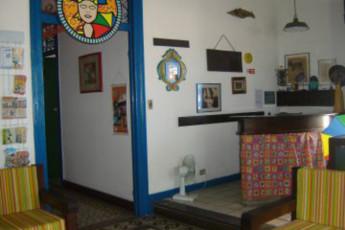 Olinda – Olinda Hostel : Reception at the Olinda - Olinda hostel in Brazil