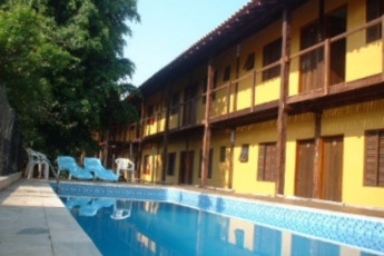 Maresias – Maresias Hostel : Swimming pool of the Sao Sebastiao - Maresias hostel in Brazil
