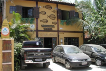 Maresias – Maresias Hostel : Exterior of the Sao Sebastiao - Maresias hostel in Brazil