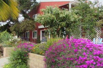 HI - San Diego - Point Loma : Zimmer in einem Studentenwohnheim in der HI - San Diego - Point Loma Hostel in den USA