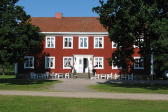Ljungby/Södra Ljunga : Exterior view of the Ljungby/Sodra Ljunga hostel in Sweden