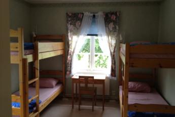 Ljungby/Södra Ljunga : Dorm room in the Ljungby/Sodra Ljunga hostel in Sweden
