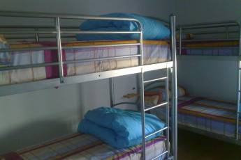 Toledo - Los Pascuales : Dorm room in the Toledo - Los Pascuales hostel in Spain