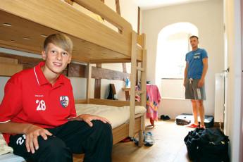Ravensburg-Veitsburg : Dorm Room in Ravensburg-Veitsburg , Germany