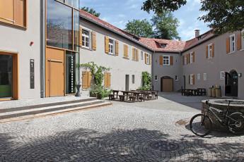 Ravensburg-Veitsburg : exterior view of Ravensburg-Veitsburg , Germany