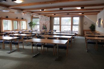 Froland : Conference room in Froland hostel in Norway