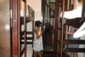 Rio de Janeiro - Brothers Hostel : Zimmer in einem Studentenwohnheim in Rio de Janeiro - Brothers Hostel, Brasilien
