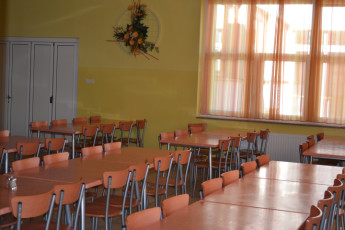 Youth Hostel Novo mesto : Dining Room in Novo Mesto - Youth Hostel Novo Mesto, Slovenia