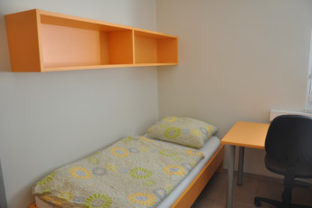 Youth Hostel Novo mesto : Single Room in Novo Mesto - Youth Hostel Novo Mesto, Slovenia