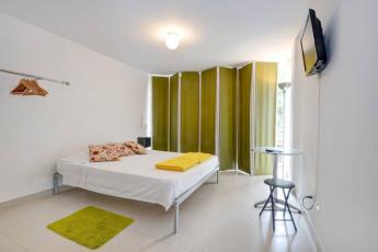 Medellin - Geo Hostel : Private double room in the Medellin Geo Hostel in Columbia