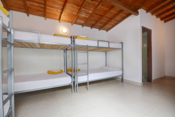 Medellin - Geo Hostel : Dorm room in the Medellin Geo Hostel in Columbia