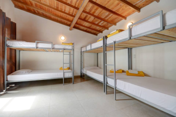 Medellin - Geo Hostel : Six bed dorm room in the Medellin Geo Hostel in Columbia