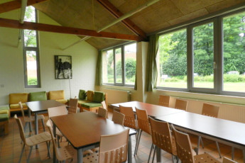 Brugge - Europa : Meeting and Conference Room in Bruges - Europa Hostel, Belgium