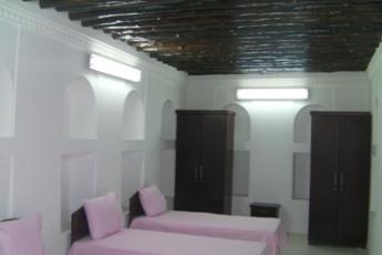 Sharjah Heritage Hostel : Triple room in the Sharjah Heritage Hostel in the United Arab Emirates