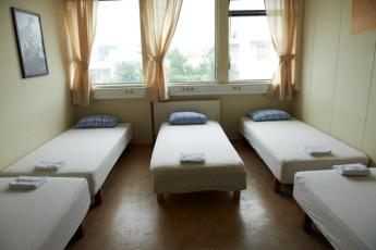 Borgarnes : Dorm Room in Borgarnes Hostel, Iceland
