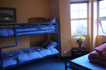 Connemara - The Connemara Hostel : Family room in the The Connemara Hostel in Ireland
