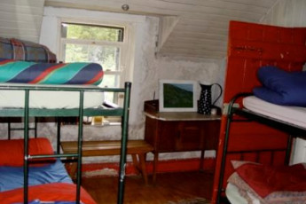 Glenmalure - Co Wicklow YHA : Dorm room in the Wicklow hostel in Ireland