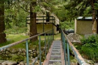 Glenmalure - Co Wicklow YHA : Area around the Wicklow hostel in Ireland