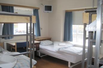 Akureyri : dortoir à Akureyri Hostel, Islande