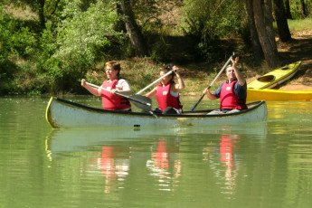 Tremp - Del Pallars : Guests Local canoeing to Tremp - of the Pallars, Spain