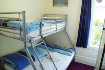 YHA Oamaru : Dorm Room in Oamaru Hostel, New Zealand