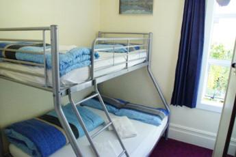 YHA Oamaru : Dorm Room in Oamaru Hostel, New Zealand