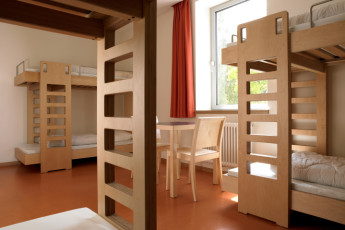Luxembourg City : Dorm Room in Luxembourg City, Luxembourg