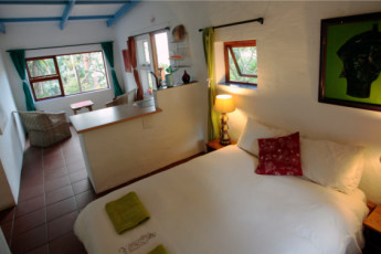 Buccaneers Lodge & Backpackers - Chintsa : Suite in the Buccaneers Lodge and Backpackers Hostel in South Africa