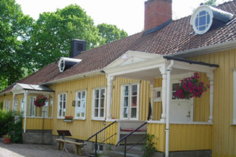 Strängnäs : Front Exterior View of Strangnas Hostel, Sweden